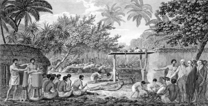 Почему в древних культурах делались человеческие жертвоприношения?