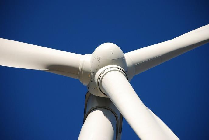 Ветрогенератор. Фото: pixabay.com/CC0 Public Domain