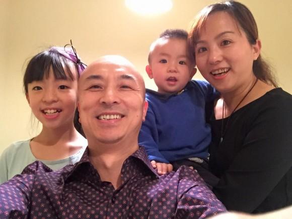 Семья Чжуна. Фото: Courtesy of Zhong Jinhua
