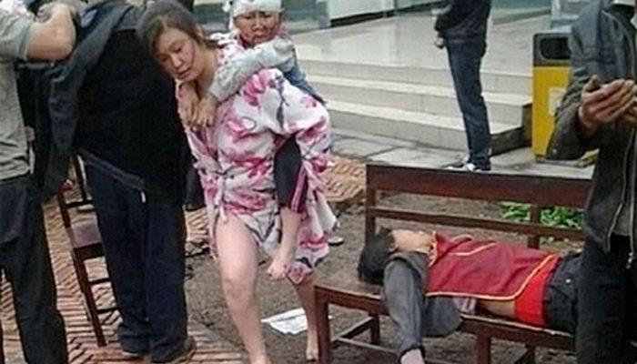 В Тибете и китайской провинции Ляонин за один день произошло 5 землетрясений