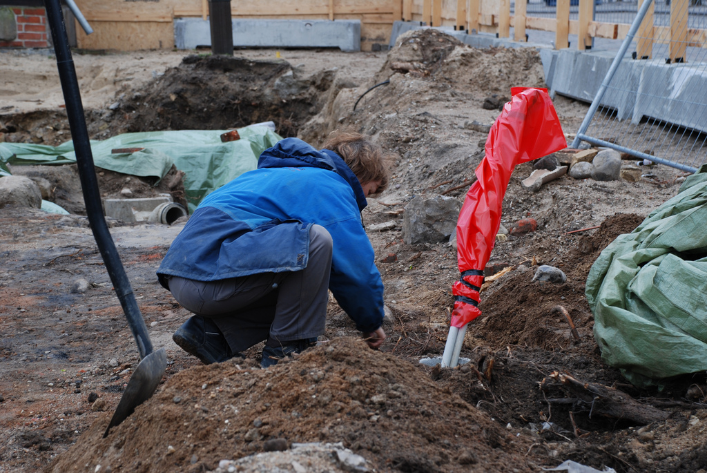 Москва, артефакты, находки, археология, моя улица