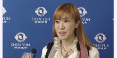 Японские зрители очарованы представлением Shen Yun