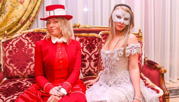 Шоу-маскарад «Под маской Шекспира» прошёл в Краснодаре