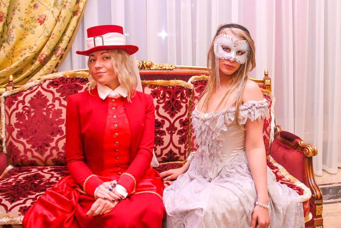 Бал-шоу маскарад «Под маской Шекспира» в Краснодаре. Фото: Александр Трушников/Великая Эпоха