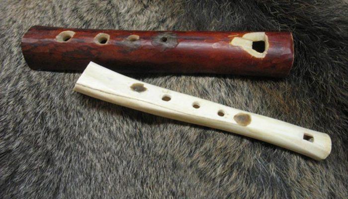 Мистическая пентатоника и костяные флейты