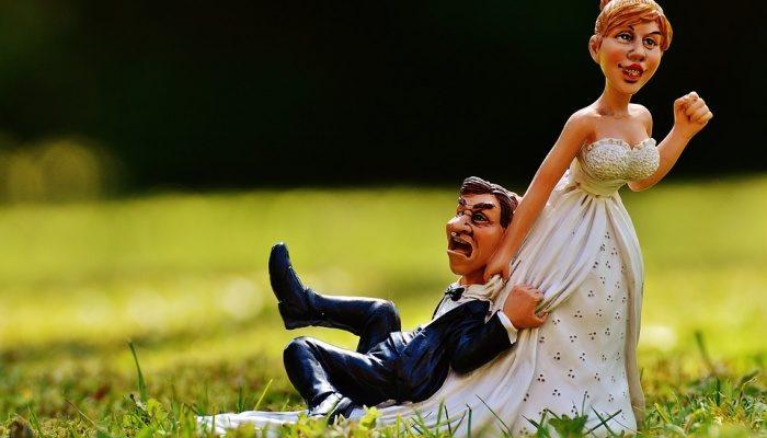 Свадебный переполох. Памятка для самостоятельной невесты