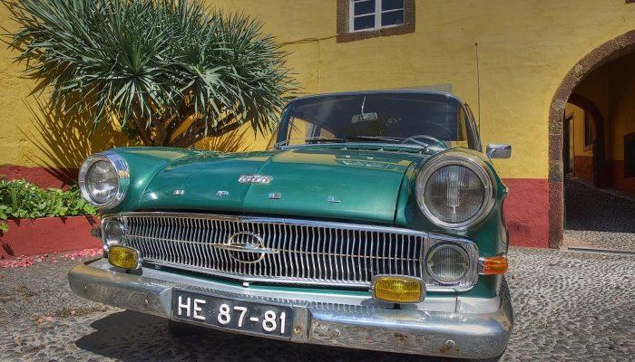 Opel: от швейной машинки до автомобиля