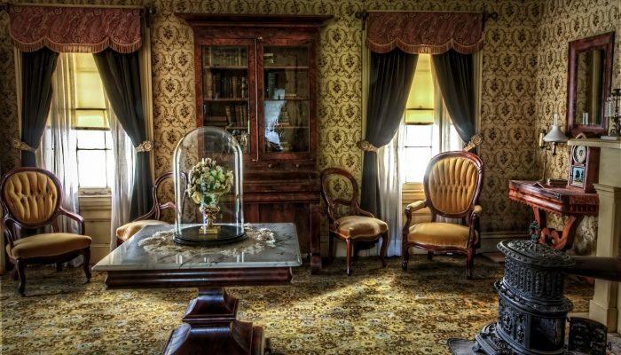 Как создать в доме атмосферу Серебряного века