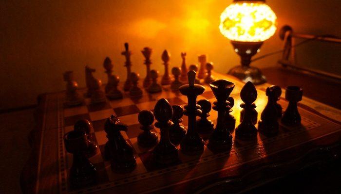 Тысячелетняя история шахмат