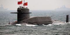 Китай может направить в Южно-китайское море атомные подлодки