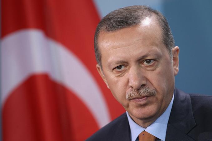 Президент Турции Тайип Эрдоган отказался менять антитеррористические законы. Фото: Sean Gallup/Getty Images
