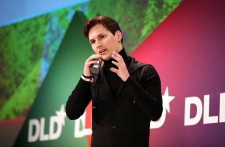 Павел Дуров. Фото: Nadine Rupp/Getty Images