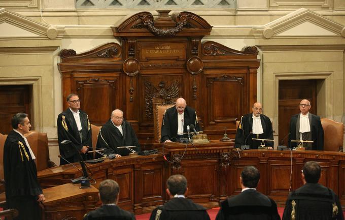 Высший кассационный суд Италии