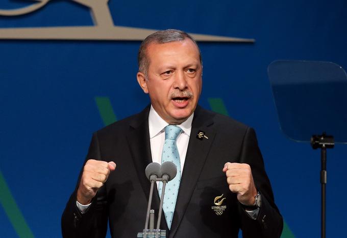 Турция, эрдоган