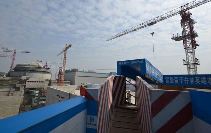АЭС, Китай