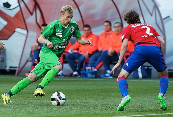 Матч ЦСКА - «Рубин». Фото: Epsilon/Getty Images
