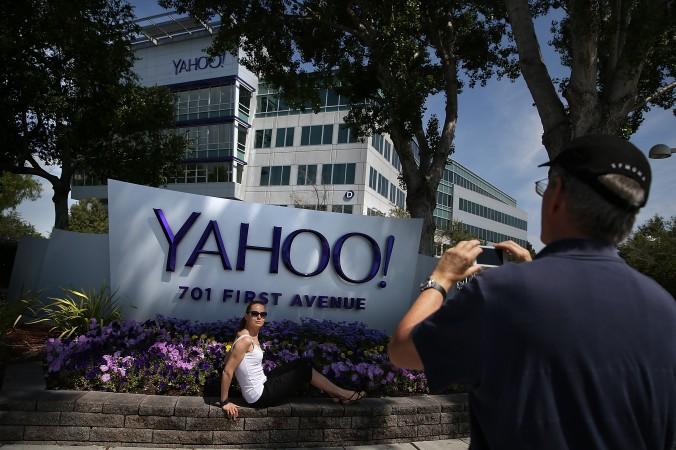 Штаб-квартира Yahoo! в г. Саннивейл, штат Калифорния, 23 мая 2014 г. Фото: Justin Sullivan/Getty Images