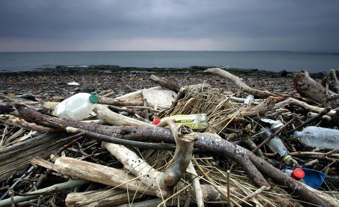 пластик, отходы, мусор
