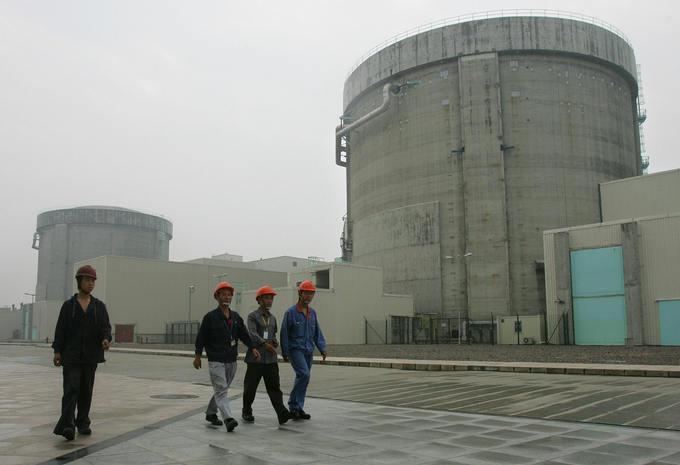 Китайская атомная энергетика распространяется по всему миру