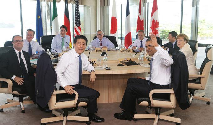 G7 за продление санкций. А кто против?
