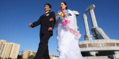 Ким Чен Ын запретил свадьбы и похороны