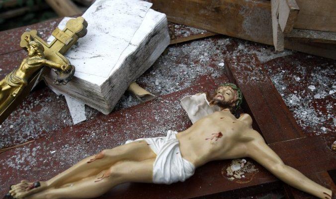 Антихристианская политика компартии Китая: разрушение церквей и убийство христиан