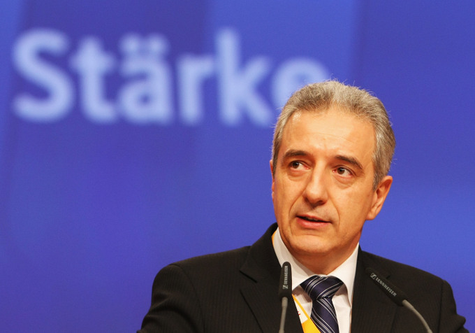 Станислав Тиллих также высказался за отмену санкций. Фото: Ralph Orlowski/Getty Images
