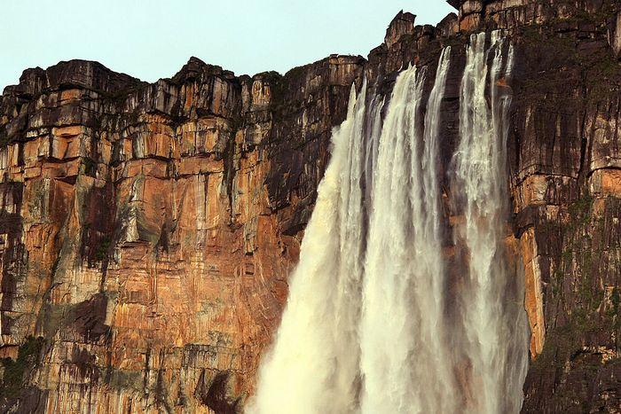 Водопад Анхель. Фото: THOMAS COEX/AFP/Getty Images