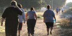Избыточный вес становится нормой