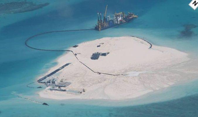 Китай представил доказательства принадлежности ему спорных островов в Южно-Китайском море