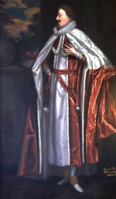 Роджер Меннерс, 5-й граф Ратленд