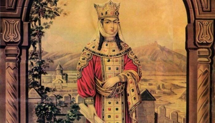Золотой век Грузии: царица Тамара (видео)