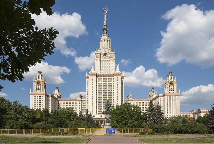МГУ, СПбГУ, МФТИ, рейтинг