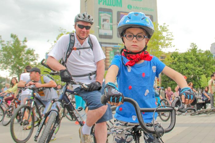 День всероссийского велопарада