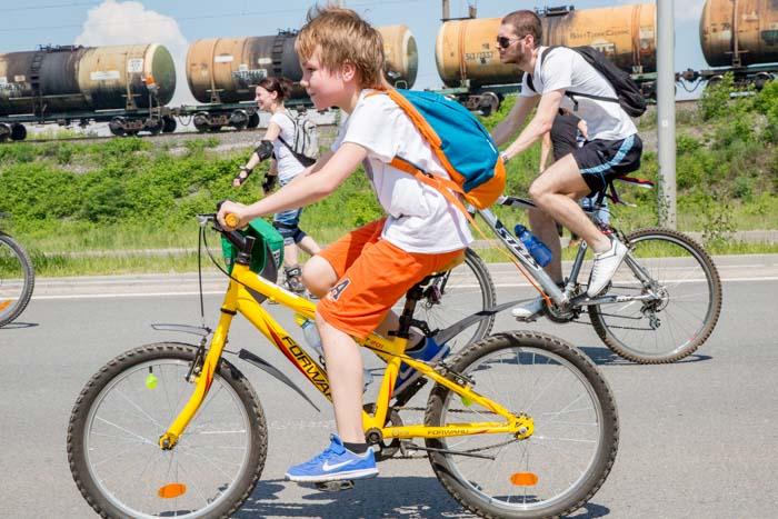 Велопарад 2016 в Рязани. Фото: Сергей Лучезарный/Великая Эпоха