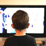 ребенок, телевизор