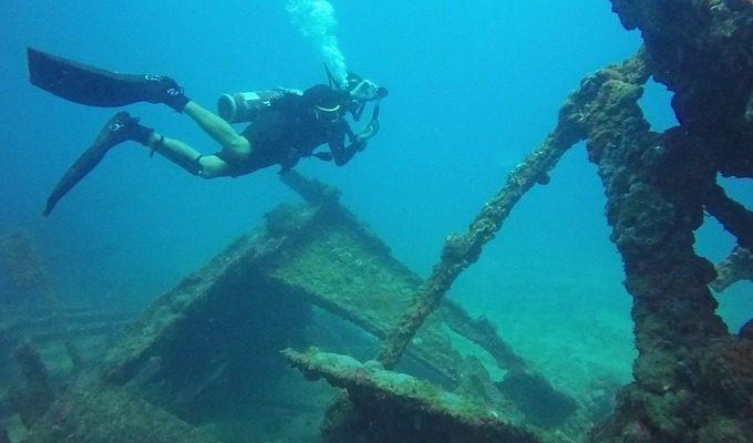 В Египте 400 дайверов очистят дно Красного моря