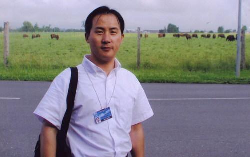 Адвокат Ли Хэпин. Фото: Chinachange.org