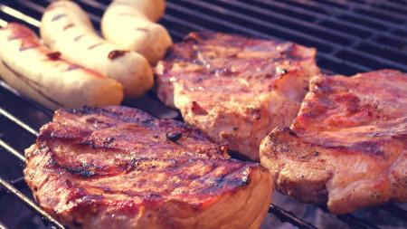 Насыщенные жиры, мясо, гриль