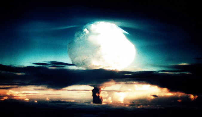 бомба, наука, атомное оружие