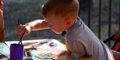 Странное искусство: поделку школьницы перепутали с творчеством Пикассо