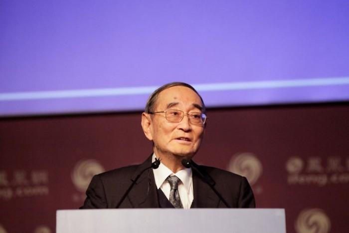 Китайский экономист Ли Инин. Фото: epochtimes.com
