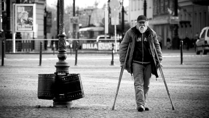 заболевания, пожилой