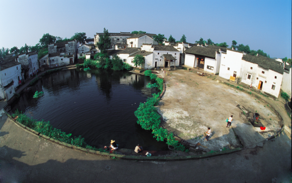 Деревня Чжугэ Багуа
