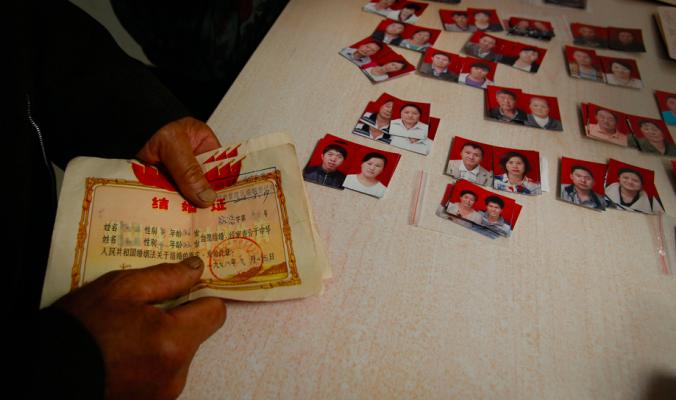 Почему все жители китайской деревни решили развестись