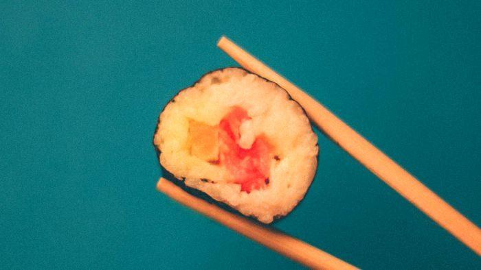 Ложка дегтя в японской кухне