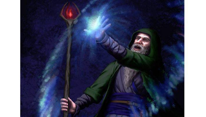 Легендарные волшебники древности