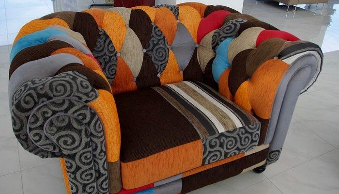Как правильно выбрать ткань для обивки мебели