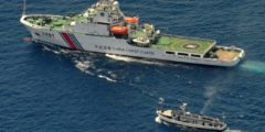 Китай создал фиктивную юридическую организацию из-за иска Филиппин