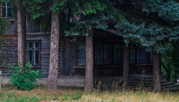 Как строили дома на Руси